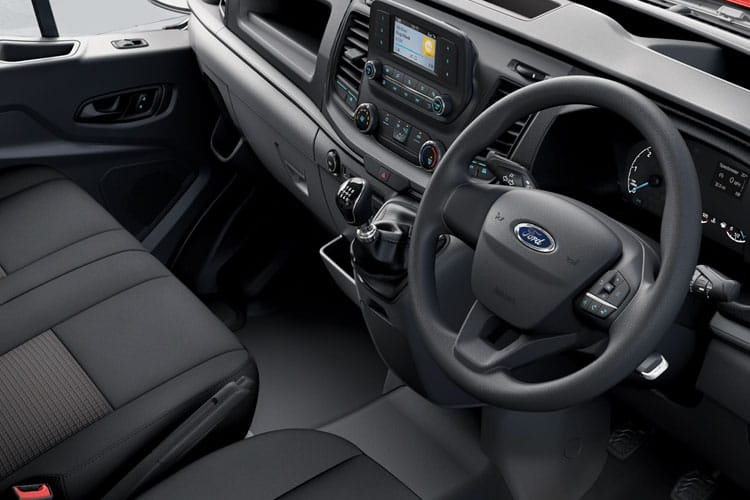 Ford Transit 310 L1 RWD 2.0 EcoBlue RWD 105PS  Chassis Cab Manual [Start Stop] inside view
